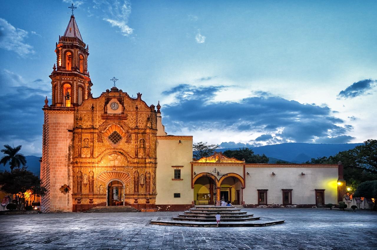 Foto: Jalpan Pueblo Mágico Querétaro