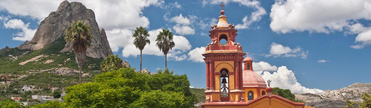 Foto Bernal Pueblo Mágico Pueblos Mágicos de México
