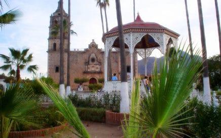 Álamos Pueblo Mágico Sonora
