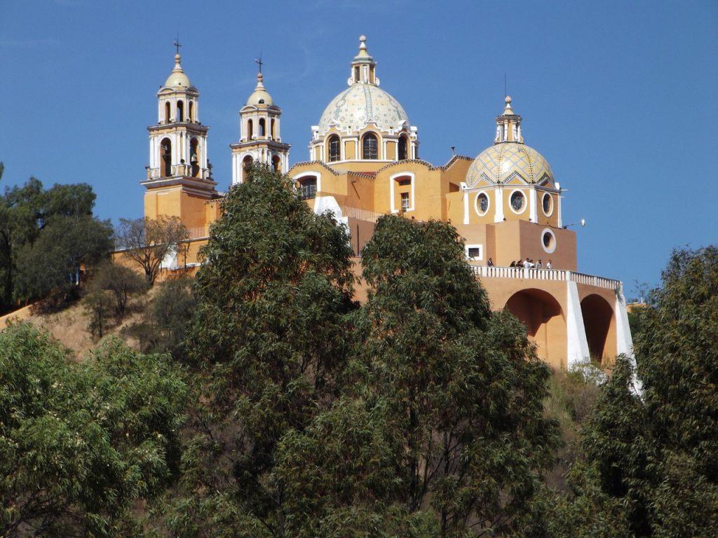 Chulula Pueblo Mágico uno de los 9 Pueblos Mágicos de Puebla