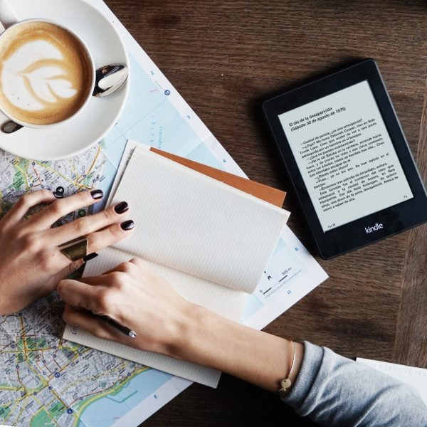 Kindle Paperwhite en todo momento