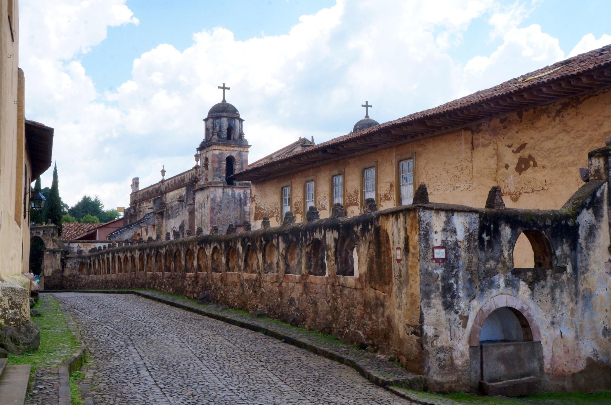 Pátzcuaro Pueblo Mágico Michoacán > Los Mundos de México