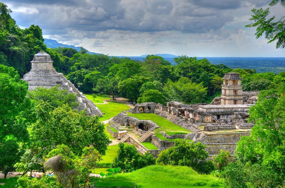 Palenque Pueblo Mágico Chiapas