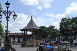Santa Clara del Cobre Pueblo Mágico Michoacán México