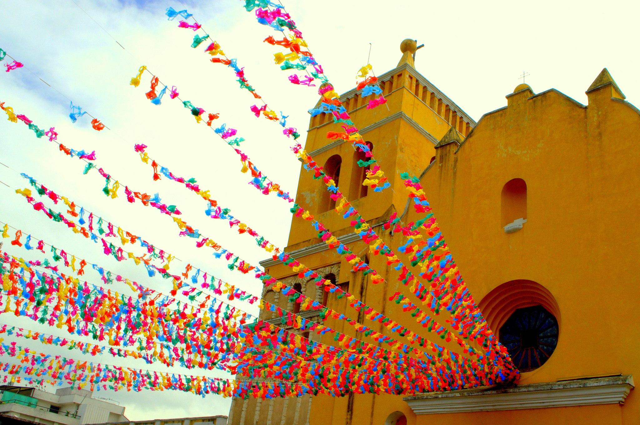 Santo Domingo Comitán de Domónguez Pueblo Mágico Chiapas