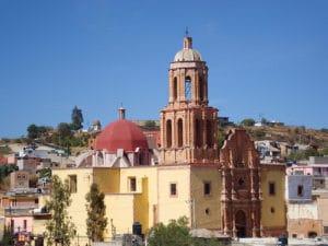 Sombrerete Pueblo Mágico Zacatecas