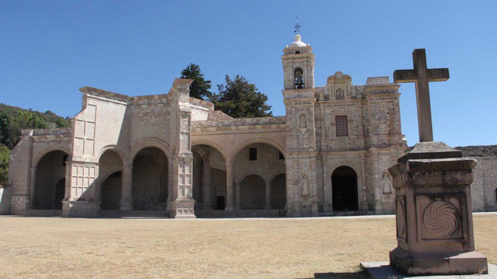 Teposcolula Pueblo Mágico Oaxaca
