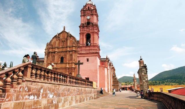Tlalpujahua Pueblo Mágico Michoacán > Los Mundos de México