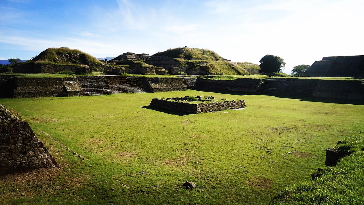 Zona Arqueológica de Monte Albán Oaxaca