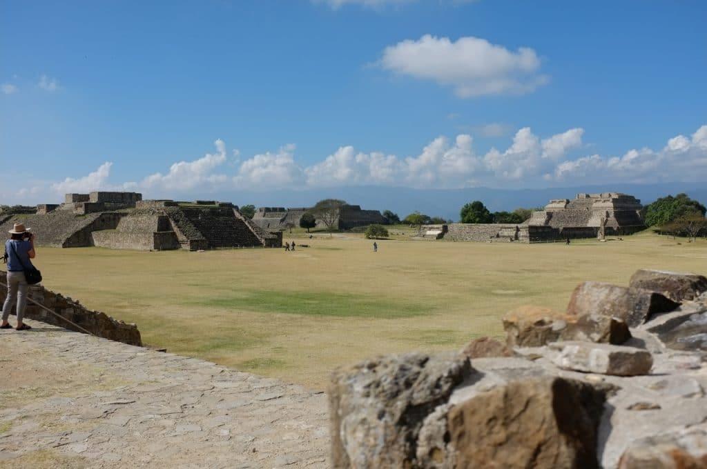 Zona Arqueológica de Monte Albán Patrimonio cultural de la Humanidad en México