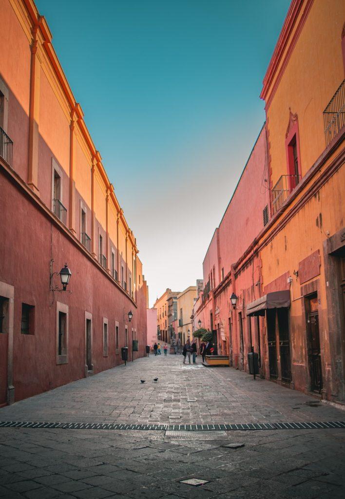Querétaro Ciudad Patrimonio cultural de la Humanidad en México