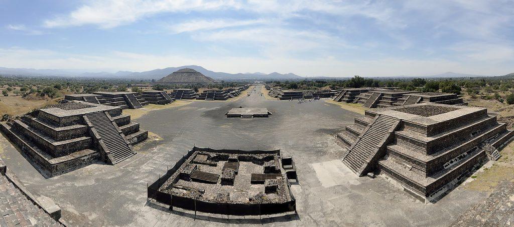 Teotihuacán y su cultura patrimonio de la humanidad en México