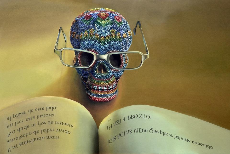 Calavera cultural Refranes Mexicanos
