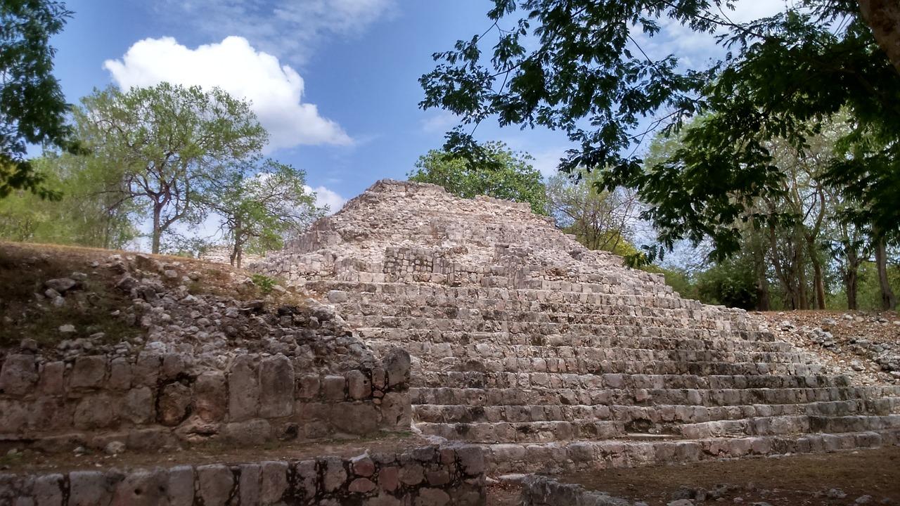 Edzná Campeche