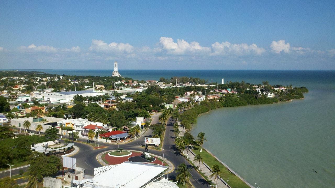 Chetumal Quintana Roo Vista panorámica