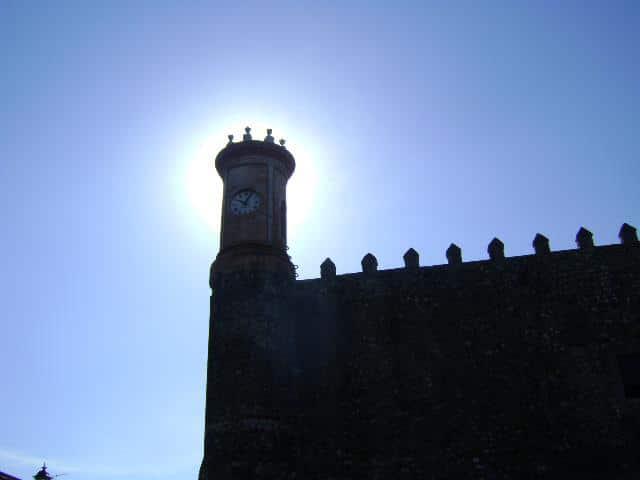 Palacio de Cortés en Cuernavaca