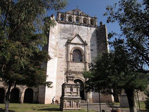 Ex convento de San Juan Bautista Tlayacapan Pueblo Mágico Morelos